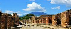 Incremento visitatori agli scavi di Pompei, oltre un milione in sei mesi #pompei #pompeiiruins #faunopompei #travel #italy