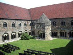 Kloster unser Lieben Frauen. Prima metà del XII secolo