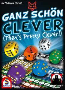 That S Pretty Clever Board Game Boardgamegeek Christmas Board Games Board Games Card Games