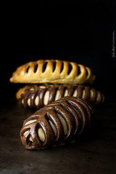 Two-Color Vienna Bread (Pain Viennois Deux Couleur), Austria