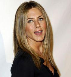 Le balayage blond de Jennifer Aniston