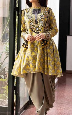 Lawn Suits, Cotton Suit, Famous Brands, High Low, Sapphire, Dresses With Sleeves, Long Sleeve, Clothes, Fashion