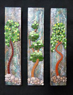 Explore celiasodre's photos on Flickr. celiasodre has uploaded 468 photos to Flickr. Mosaic Tile Art, Mosaic Crafts, Mosaic Projects, Mosaic Glass, Glass Art, Mosaics, Mosaic Rocks, Mosaic Flower Pots, Mosaic Garden