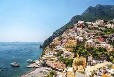 50 Patrimonios de la Humanidad, amalfi coast, italy