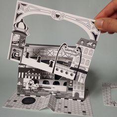Big crush les coloriages 3D par Mon Petit art & Mini Labo!