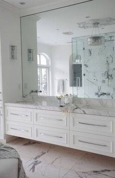 fine 40 Floating Vanity Ideas to Make Your Bathroom Looks Larger