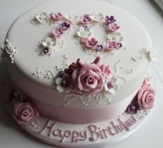 Birthday Cake Ideas For 70 Year Old Lady