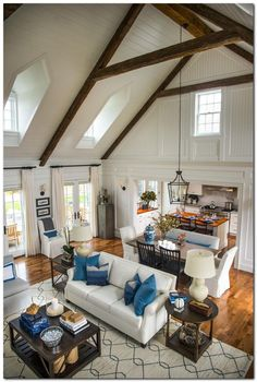 50+ Awesome Open Space Living Inspirations