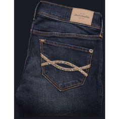 abercrombie kids  girls  clearance  clearance jeans found on Polyvore