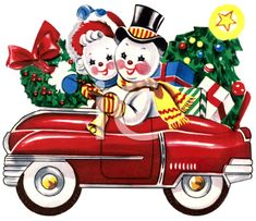 Here you find the best free Vintage Christmas Clipart collection. You can use these free Vintage Christmas Clipart for your websites, documents or presentations. Vintage Christmas Images, Retro Christmas, Vintage Holiday, Christmas Pictures, Christmas Graphics, Christmas Clipart, Christmas Printables, Christmas Past, Christmas Snowman