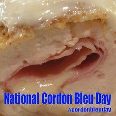 National Cordon Bleu Day - April 4, 2018