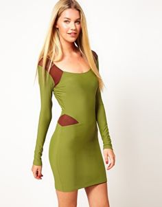 #fembot:  Boulee Long Sleeve Rhiana Dress #ASOSsale