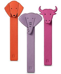 Loewe Animales Leather Bookmarks « BAGAHOLICBOY.COM | Singapore's Only Dedicated Bag Blog