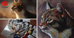 In this FREE step-by-step guide, artist Jane Lazenby shows you how to paint a tabby cat in acrylics.