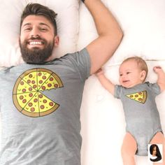 New baby onesies funny boy sons shirts Ideas Father And Baby, Daddy And Son, Mom And Baby, Funny Boy, Funny Babies, Cute Babies, Baby Boy Dress, Baby Boy Outfits, Matching Family Outfits
