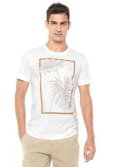 Camiseta Forum Estampada Branca Custom T Shirt Printing, Printed Shirts, Custom Shirts, Mens Polo T Shirts, Mens Tees, Cool T Shirts, Casual Shirts, Juniors Graphic Tees, Cool Shirt Designs