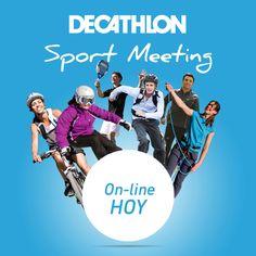 Descubre una nueva manera de hacer #deporte con https://sportmeeting.decathlon.com/