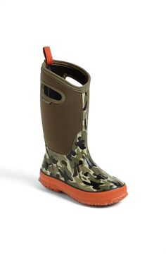 Bogs 'Classic High' Waterproof Boot (Walker, Toddler, Little Kid & Big Kid) available at #Nordstrom