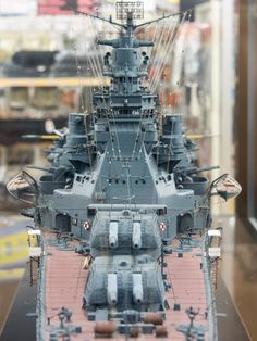 "IJN Heavy Cruiser ""Takao"" 1/100 Museum Quality Scale Model."