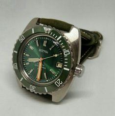 Vostok amphibia SE heavy mod