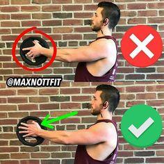 correctnes chest exercises