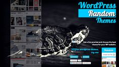 WordPress Random Themes en español