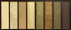 CoverGirl TruNaked Eyeshadow Palette Review