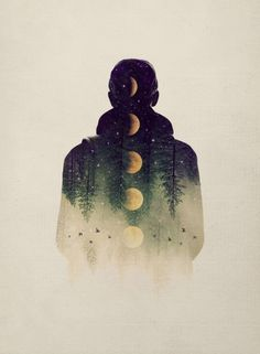 Night Air by Enkel Dika #art #illustration
