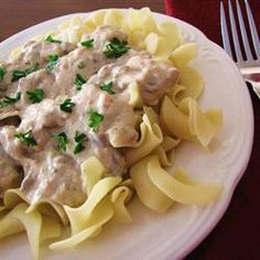 Foodista | Recipes, Cooking Tips, and Food News | Crock-Pot Chicken Stroganoff