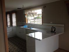 Bunnings kitchen.