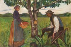 Fertility, 1898 by Edvard Munch