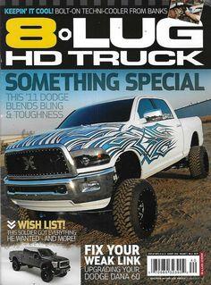 8 Lug Hd Truck Magazine 2011 Dodge Dodge Dana 60 Upgrade Bolt-On Techni-Cooler Car Magazine, Fix You, Dodge, Magazines, Engineering, Trucks, Cars, Cool Stuff, Cool Things
