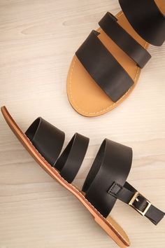 size 35 ONLY Slides Strappy Brown Genuine Leather Sandals for Men and Women Flats Shoes CLEARANCE SALE Flip-Flops
