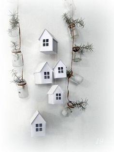 Little wooden cottages <3