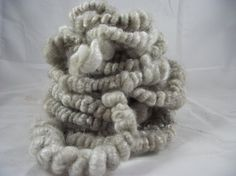 Beach stonehandspun art yarn naturally dyed by dyemama on Etsy, $44.00