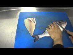 Filetear Pescado más rápido, byPablO. - YouTube