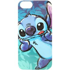 Disney Lilo & Stitch Sketch iPhone 5/5S Case | Hot Topic (80.045 COP) ❤ liked on Polyvore featuring accessories, tech accessories, phone cases, phones, cases and disney