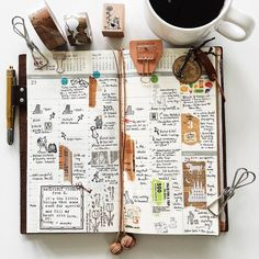 | a look back week 21 | #liveauthentic #livefolk #livethelittlethings #coffeetime #coffee #midoritravelersnotebook #travelersnotebook #travelersnote #travelersfactory #journal #planner #diary #papercraft #scrapbooking #stationerylove #stationery #plannerlove #plannernerd #typography #handwriting #washitape #stamps #vsco #vscocam by a3amylin