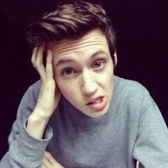 Troye Sivan -- WHY? WHY MUST YOU BE GAY!!!