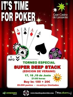 Torneo Deep Stack