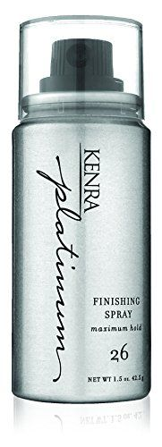Kenra Platinum Finishing Spray 26 55 VOC 15Ounce * Read more reviews of the product by visiting the link on the image.