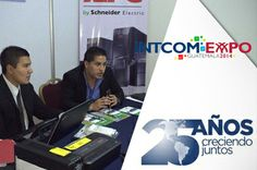 We are live for the Intcomexpo Guatemala 2014....don't miss our updates throughout the day!!