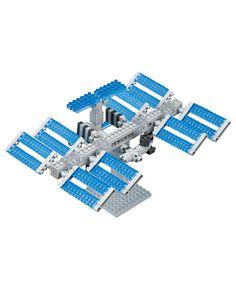 Nanoblock Space Station Construction Set #museumofflight