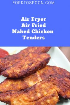 Air Fryer, Air Fried, Naked Chicken Tenders The Effective Pictures We Offer You About air frying food A quality picture can tell you many things. You can find the most beautiful pictures that can be p Tiramisu Cookies, Tiramisu Speculoos, Air Fryer Oven Recipes, Air Fryer Dinner Recipes, Fried Chicken Tenders, Fried Chicken Recipes, Air Fryer Chicken Tenders Recipe, Air Fryer Recipes Chicken Tenders, Deserts