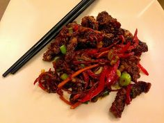 The Wiltshire Chef: Chinese crispy chilli beef