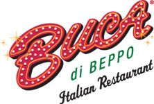 Buca di Beppo, Italian @Evan Smith.. This made me think of you. and how you thought I would know what this is.