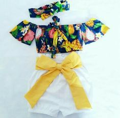 Baby Girl Party Dresses, Baby Dress, Girls Dresses, Dress Set, Cute Girl Outfits, Short Outfits, Kids Outfits, Little Girl Fashion, Kids Fashion