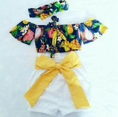 Linda Baby Girl Party Dresses, Baby Dress, Girls Dresses, Dress Set, Cute Girl Outfits, Short Outfits, Kids Outfits, Little Girl Fashion, Kids Fashion
