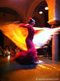 Christmas flamenco show