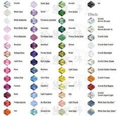 Wholesale You pick Jewelry 100-1000pcs Swarovski Crystal #5301 4mm Bicone Beads